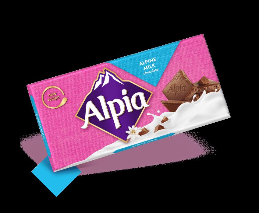 Produktbild für Alpine milk