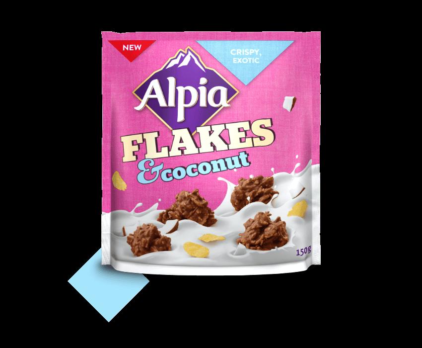 Produktbild für Flakes & Coconut