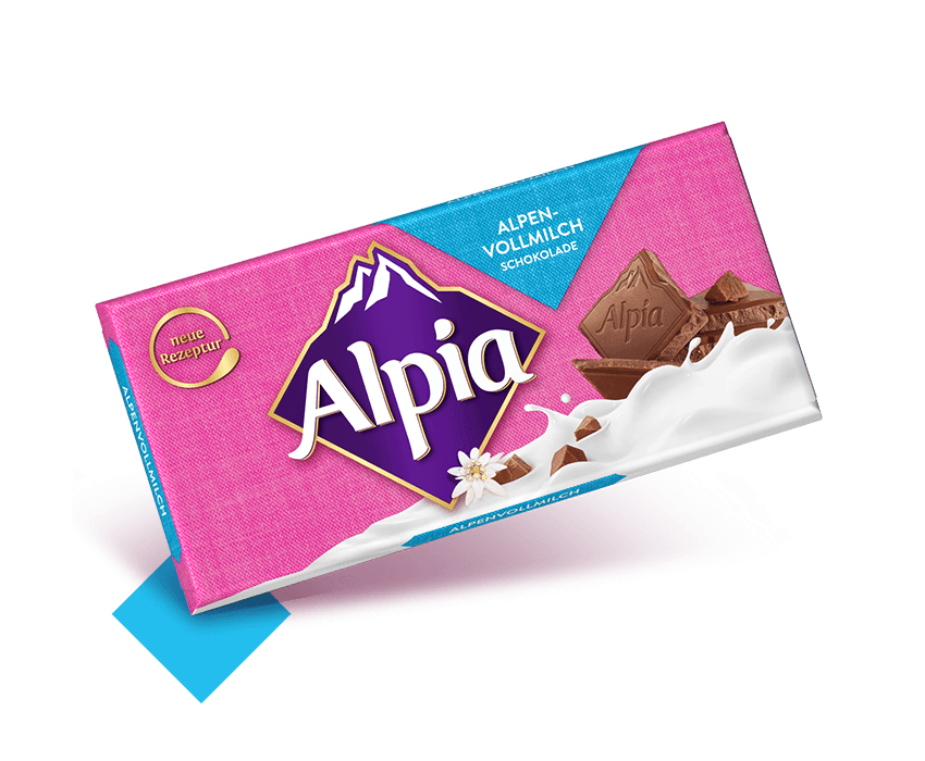 Bild für Alpenvollmilch