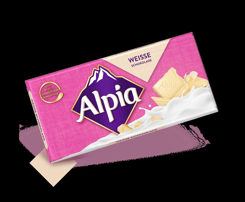 Produktbild für Weisse Schokolade