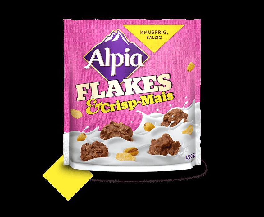 Produktbild für Flakes & Crisp Mais