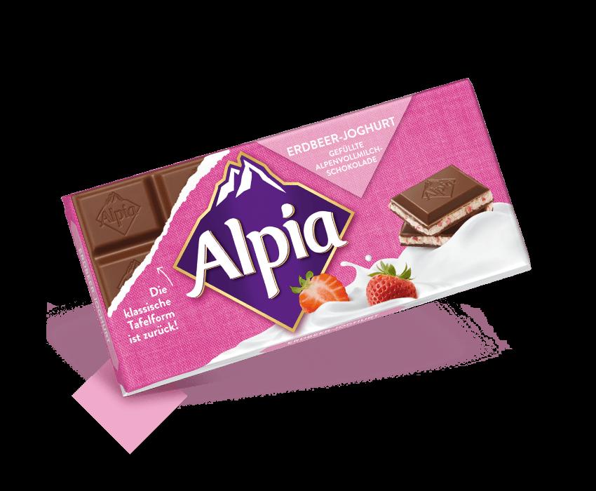 Produktbild für Erdbeer-Joghurt